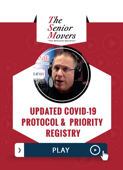 Podcast Message from The Senior Movers Founder On COVID-19